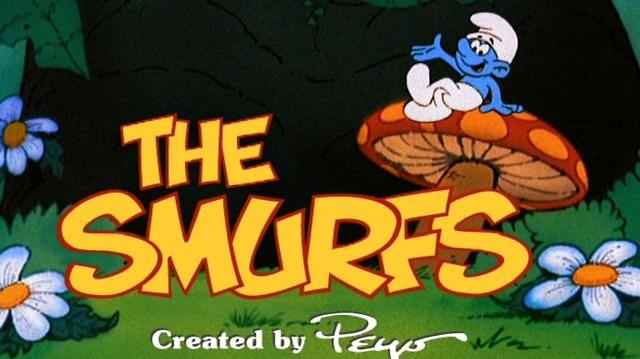 The Smurfs - Opening Credits