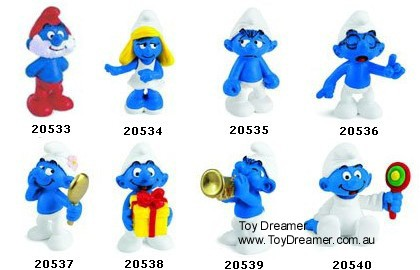Smurfs 50th Anniversary - BlueBuddies.com