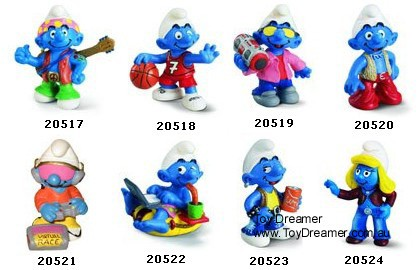 2003 Smurf figurines | Smurfs Wiki | Fandom powered by Wikia
