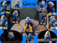 Gutsy collage