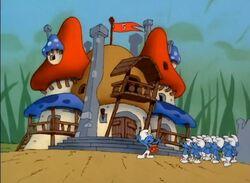 King Smurf's Castle