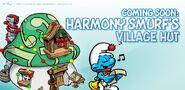 Harmony Smurf´s Village Hut