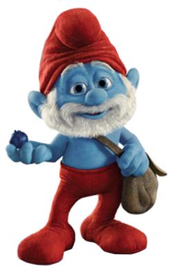 Movie Papa Smurf