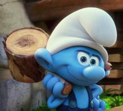 Handy Smurf 2017 Movie