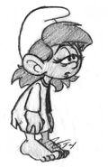 Bedhead Moxette Sketch