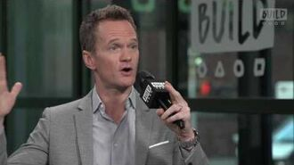 """Neil Patrick Harris Discusses """"Lemony Snicket's A Series of Unfortunate Events"""""""
