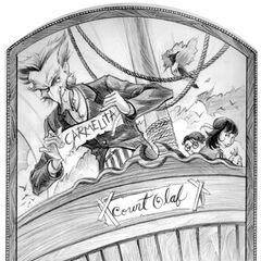 Aboard <i>The Count Olaf</i>
