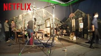 The Unfortunate Making of A Series of Unfortunate Items