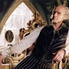 Count Olaf in his house