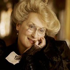 Aunt Josephine portrayed by Meryl Streep.