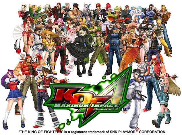 Character Design King Of Fighters : Kof maximum impact regulation quot a snk wiki fandom