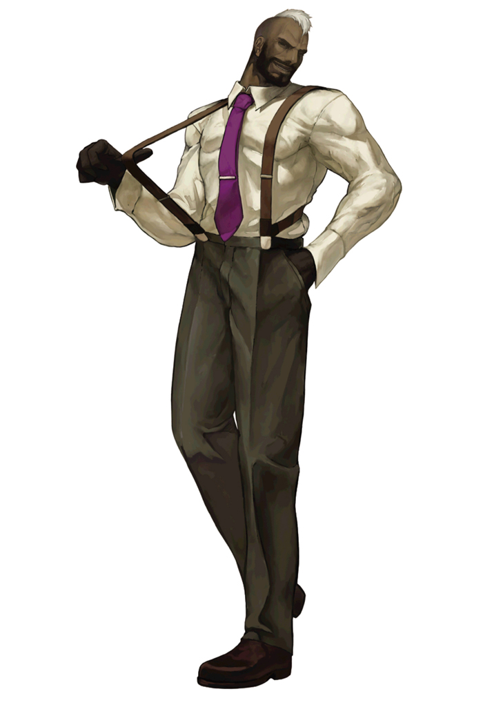 Seth (King of Fighters)
