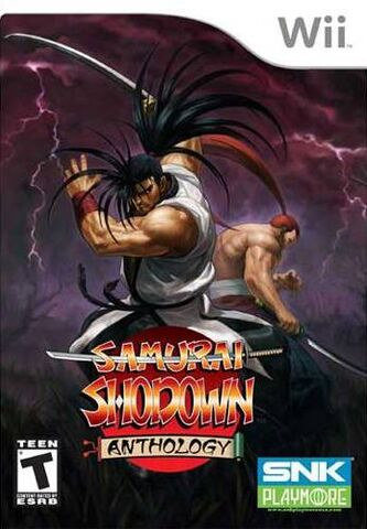 File:Samurai Showdown Anthology.jpg