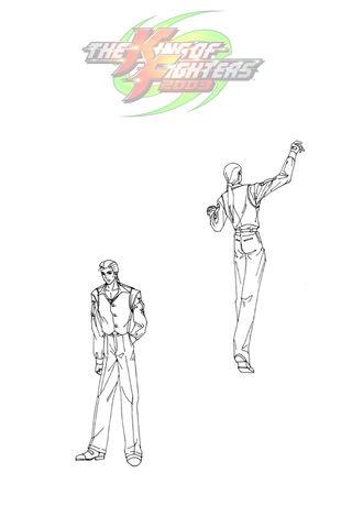 File:Kof 2003 robert concept art.jpg