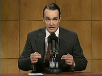 SNL Will Forte - Tim Calhoun