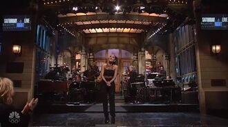 Ariana Grande - Monologue - Live On SNL