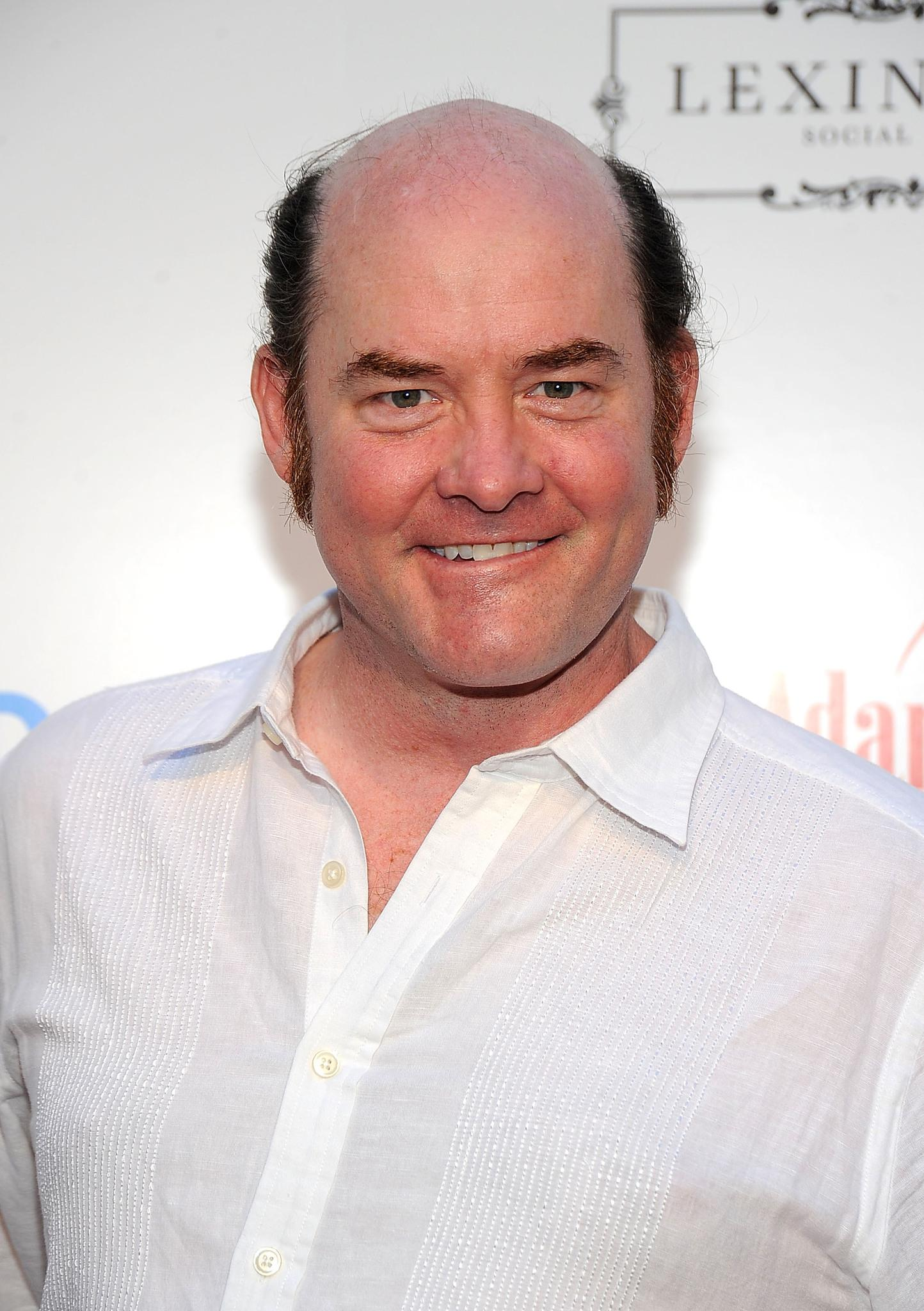 David Koechner earned a  million dollar salary, leaving the net worth at 5 million in 2017