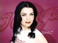 Julianna Margulies snl