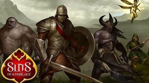 Sins of a dark age intro gameplay