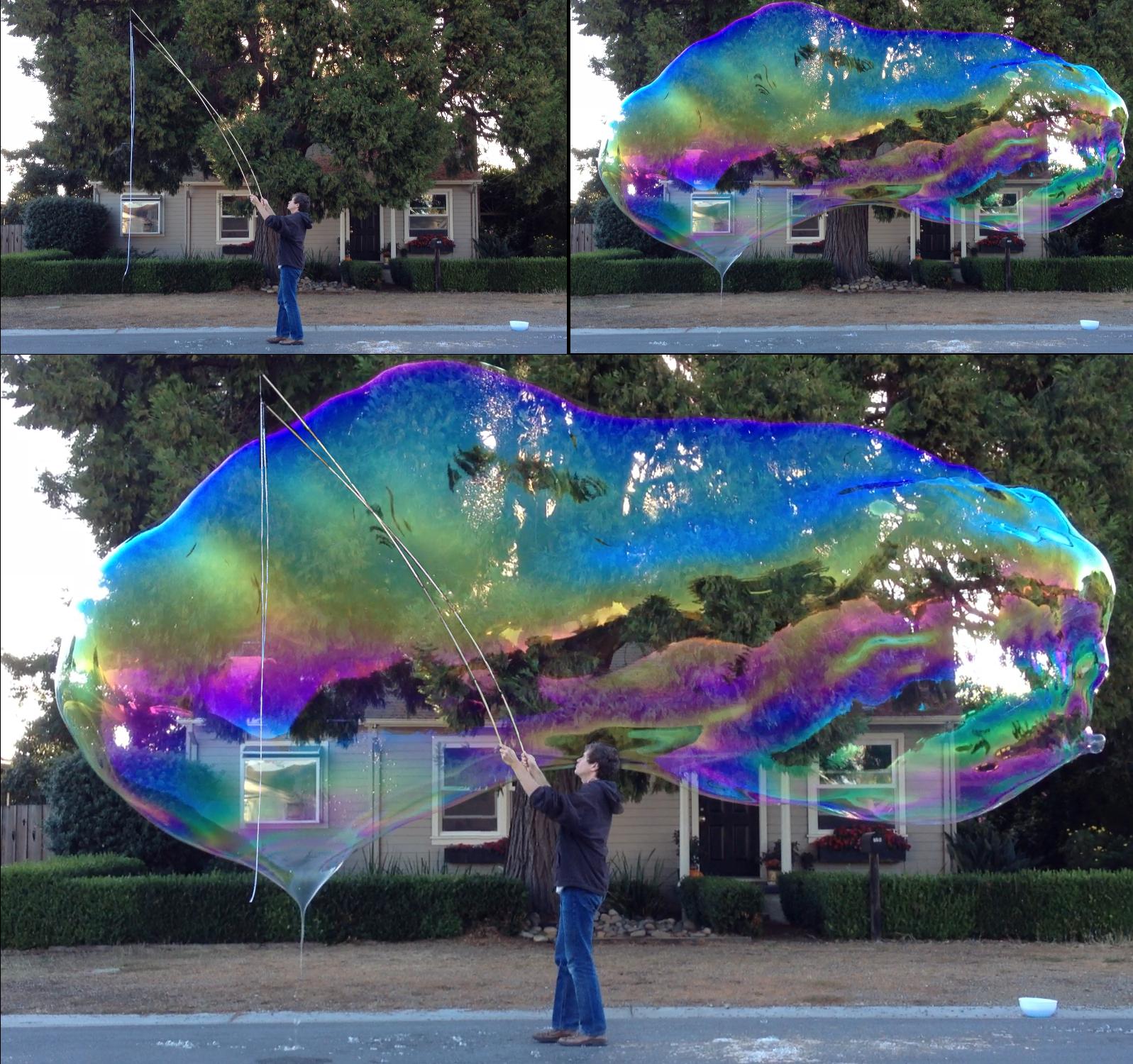 Kennesaw State University >> Giant Bubbles: Tips & Tricks | Soap Bubble Wiki | Fandom