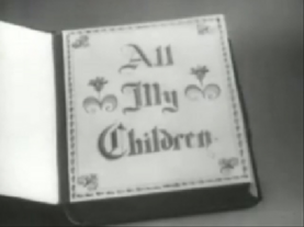 All My Children Opening Early 1970
