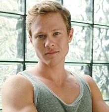 Guy Wilson as Will Horton