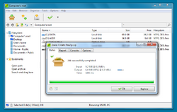 PeaZip-screenshot