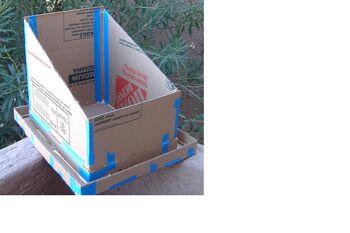 Building shell inner box