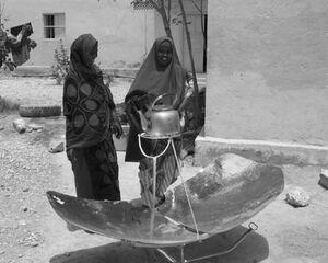 Yei, Sudan stove relief