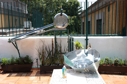 File:Solar oven & coffee maker.jpg