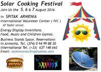 Spitak, Armenia festival August 2016