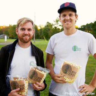 Bjorn and Jamie