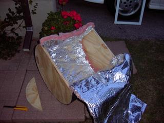 Sol Cooker Foil