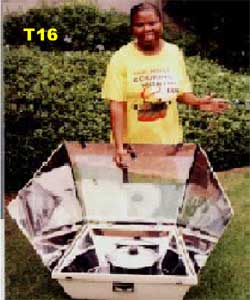 T16 cooker