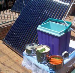 Solar Steamer 2
