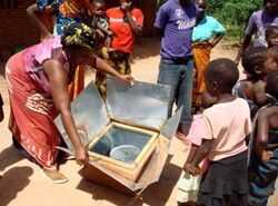 Solar Circle program in Tanzania, 1-10-13
