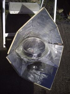 Aluminum can reflector1