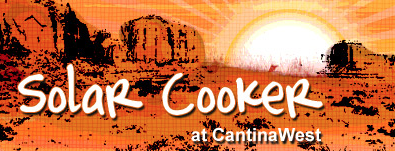 File:Solar Cooker at Cantina West logo, 11-18-14.png