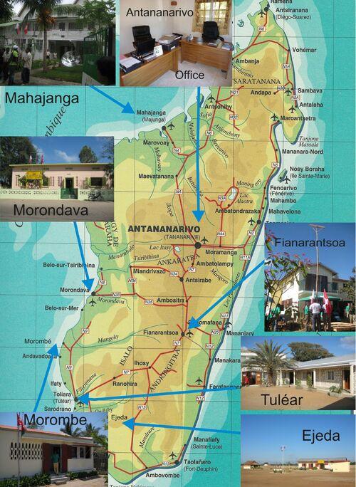 Mada Karte Zentren nicole