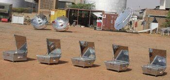 (SEEC) solar cookers