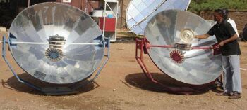 (SEEC) parabolic cookers