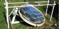 Solar Injera Cooker