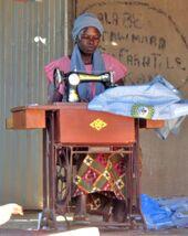 Deborah Dao 2009 Mali