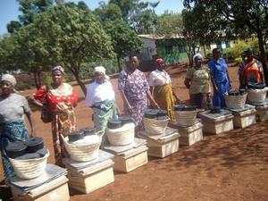 SCI-Tanzania Rau project, 7-26-16