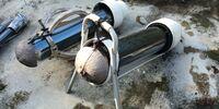 Solar Vacuum Tube Oven