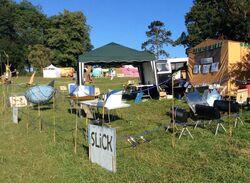 SLiCK at UK Green Festival August 2016