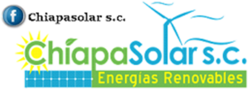 Chiapas solar logo