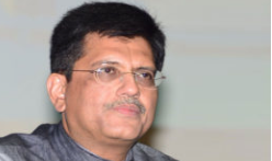 Piyush Goyal, state minister, 4-30-16