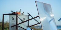 Heliac Solar Cooker
