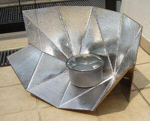 Sunny Cooker - LSA 1